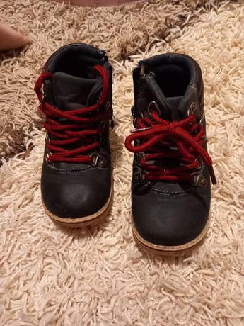 Ботинки для мальчика демисезонии