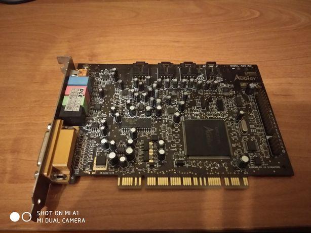 Sprzedam karta muzyczna Sound Blaster SB0160 stan bdb polecam!