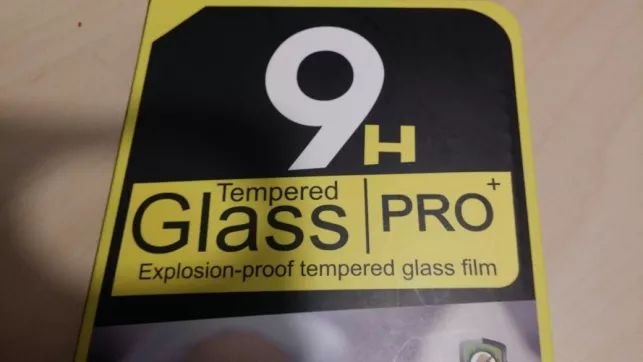 Película tempered glass