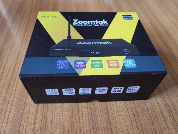 Zoomtak V Plus Android Tv