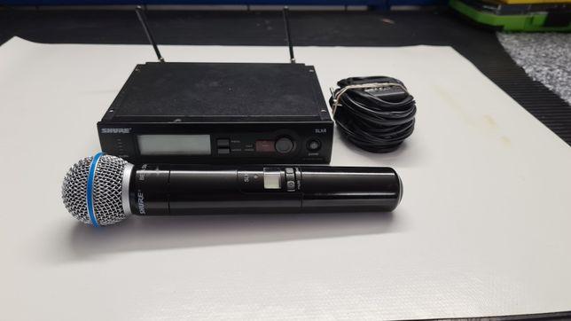 Shure SLX/Beta58 mikrofon bezprzewodowy