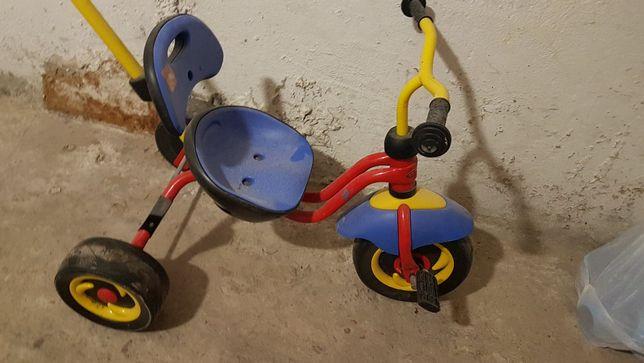 Rowerek dziecięcy 3 kołowy