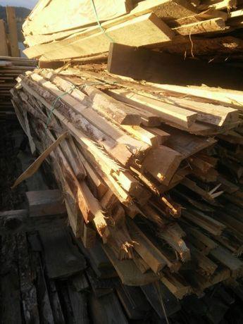 Okrajki drewno opałowe