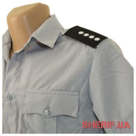 Продам рубашку полицейскую, безрукавку.