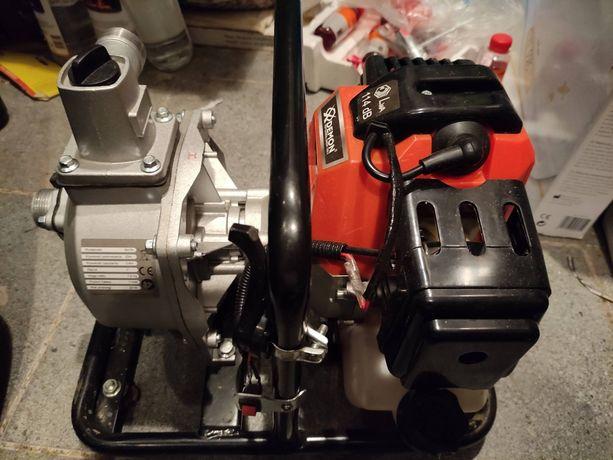 Pompa spalinowa do wody motopompa DEMON M799204  Moc:5.2 KM