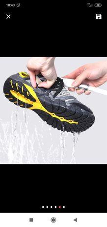 Buty sportowe trekkingowe rozmiar 38-40