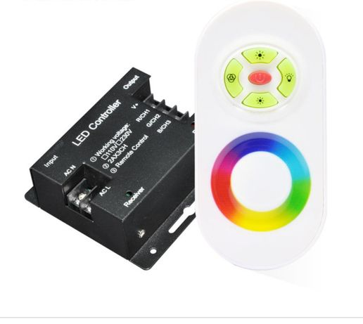 RGB лента ,smd 5050 на метр 60 светодиодов.