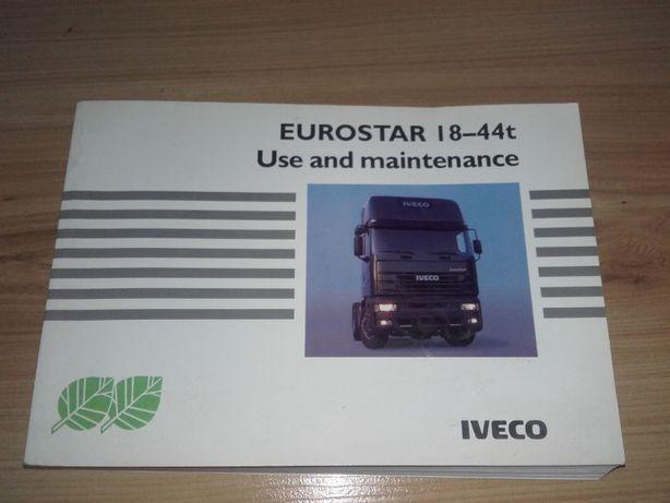 IVECO 18-44t Eurostar ciągnik ciężarówka