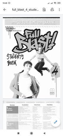 Full blast 4 students book в pdf