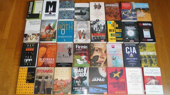 Vários Livros - Vários Autores - Óptimos Preços