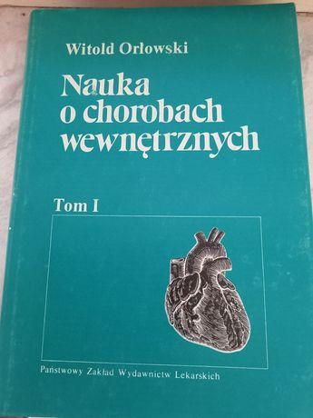 Nauka o chorobach wewnętrznych,  tom 1 układ krążenia