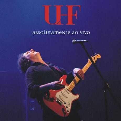 CD UHF Absolutamente Ao Vivo - 2CD (Esgotado) - NOVO!!