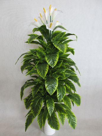 Sztuczne Drzewko Kantadeska Drzewo Kwiat 130cm