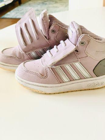 Buty Adidas sportowe do kostki rozmiar 25