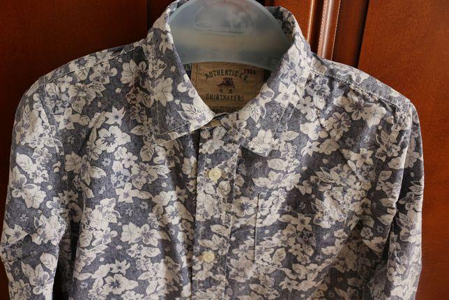 Рубашка Zara kids размер 6лет рост 118см