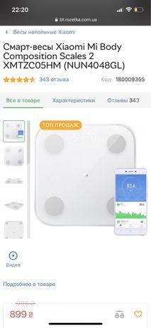 Смарт-весы Xiaomi