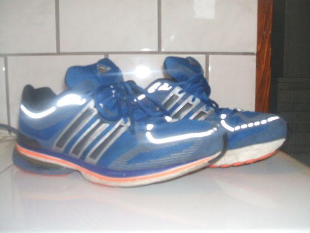 buty męskie sportowe adidas 44. wkładka 30cm niebieskie
