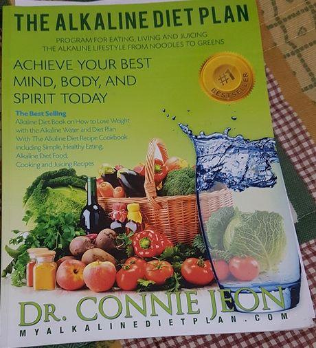 The alkaline diet plan - Dra Connie Jeon
