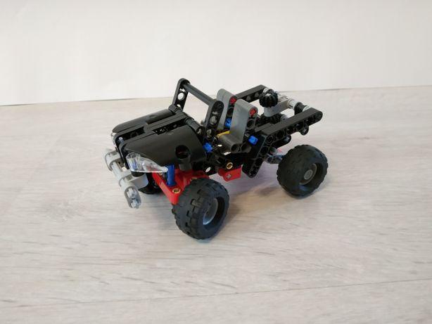 LEGO Technic 8066 Samochód terenowy