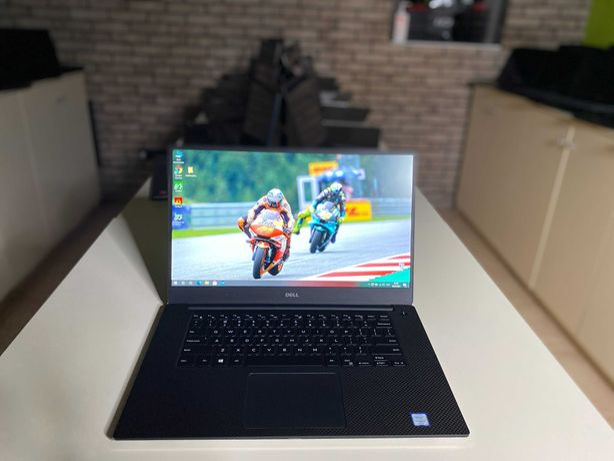Ноутбук DELL XPS 15 9550, Ram 8GB, NVIDIA GTX 960M 2Gb, SSD 256 GB