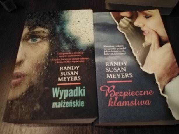 Zestaw książek Randy Susan Mayers