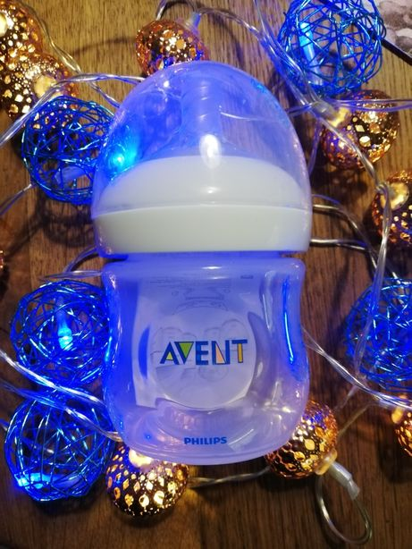 NOWA butelka antykolkowa dla niemowląt Philips Avent Natural 2.0 125ml
