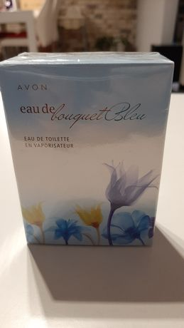 EAU DE BOUQUET blue avon