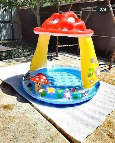 Продам новий басейн грибочок