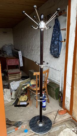 Вешалка для одежды напольная (стойка для одежды)