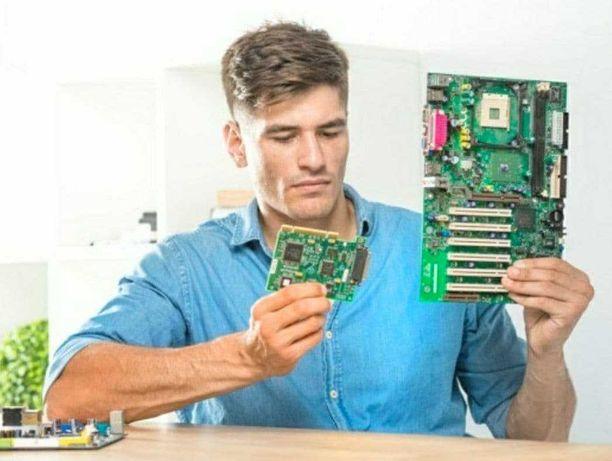 Настройка смарт тв, smart tv, Windows. Чистка ремонт компьютера. Выезд