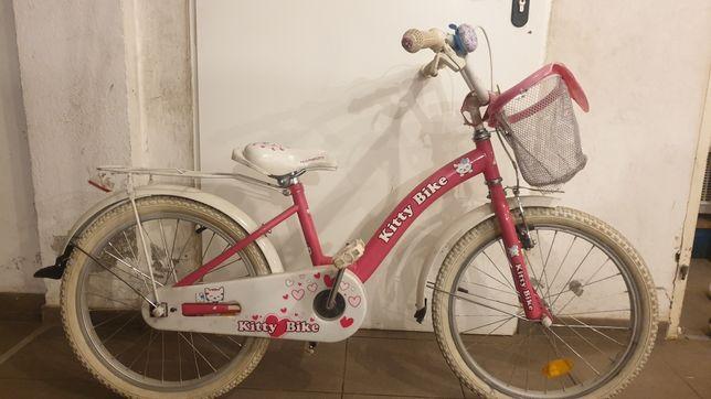 Rower dziecięcy 20'' Hello Kitty