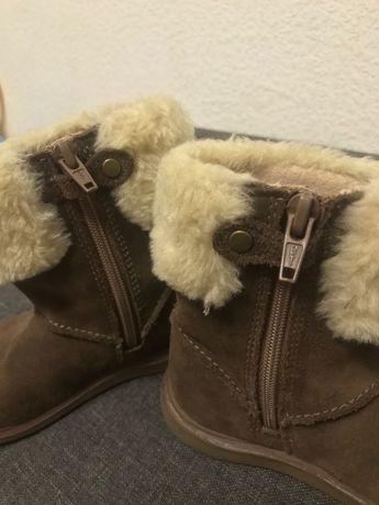Зимние сапоги Clark's 15 см