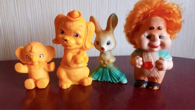 Детские Игрушки СССР, винтажные игрушки, куклы СССР