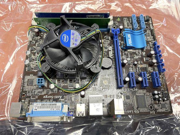 Asus P8H61-m LX, i3 3240, 4GB Ram