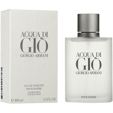 Perfumy Giorgio ARMANI Aqua di Gio 100ml  Wyprzedaż