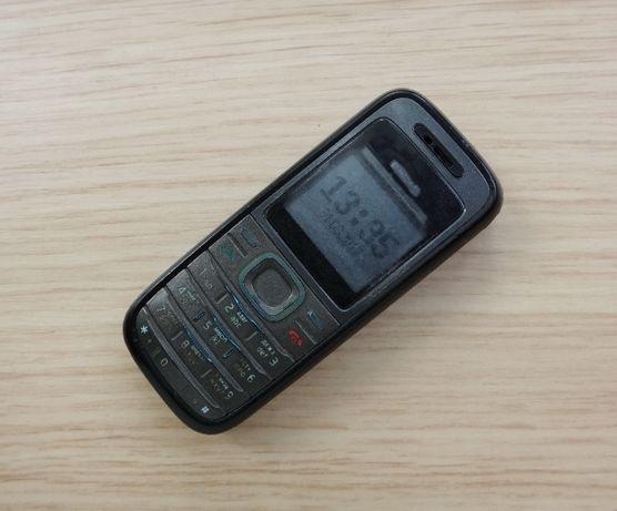 Простой надежный телефон Nokia 1208 цветной экран (оригинал)