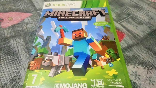 Xbox 360 minecraft
