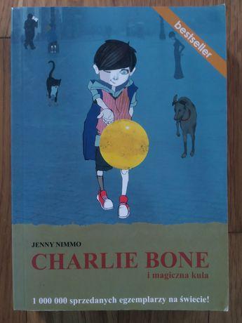 Charlie Bone i magiczna kula (dla młodzieży)