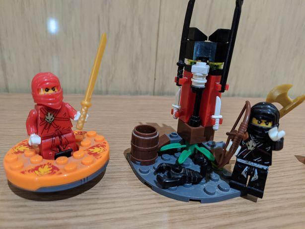 Lego Ninjago (два набора)