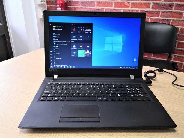 Portátil Lenovo 15.6'' i5-7ªGeração + 8GB RAM + SSD M.2 256GB  + Win10