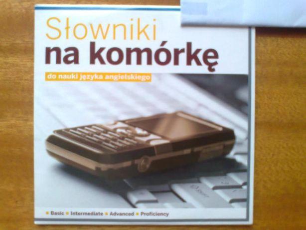 Słownik na komórkę do nauki języka angielskiego