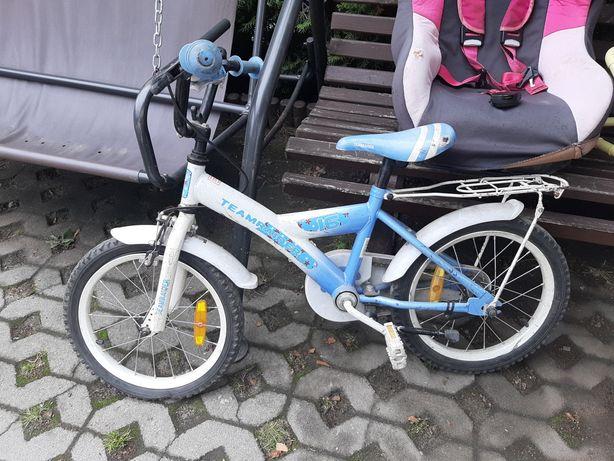 Rower 16 dla dzieci