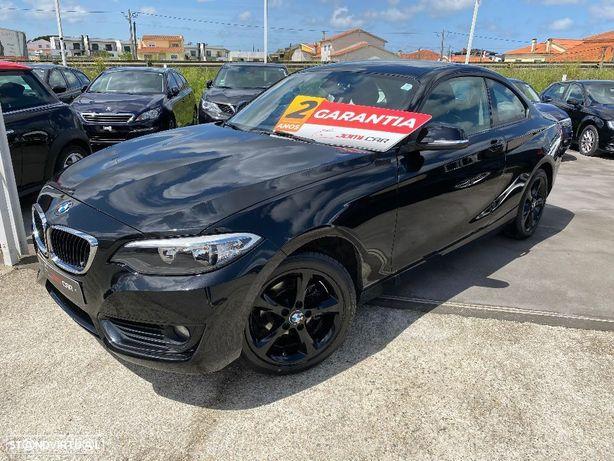 BMW 218 d Advantage