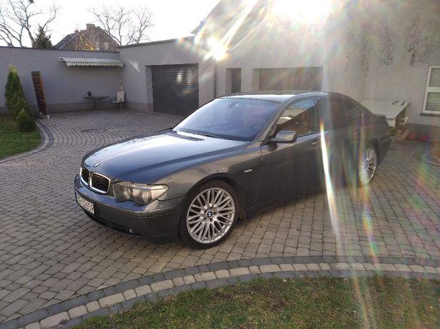 Sprzedam Auto BMW 7 e65