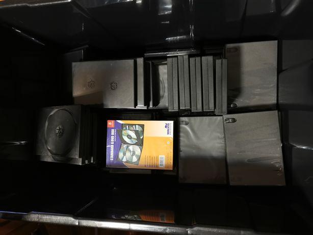 Caixas para DVDS