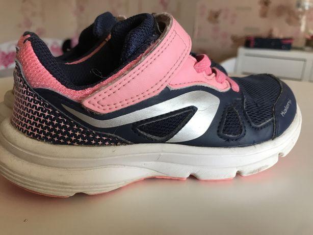 Дитячі кросівки decathlon фірми Kalenji 29розмір Детская обувь