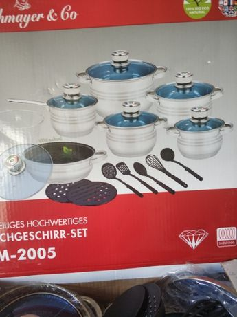 Набор посуды Bachmayer BM-2005 19 предметов