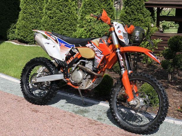 KTM EXC-F 350 SixDays, 2012r Zarejestrowany Enduro Transport ! Zamiana