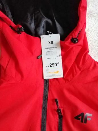 Sprzedam kurtkę narciarską damską 4F rozmiar XS membrana neodry 5000 t