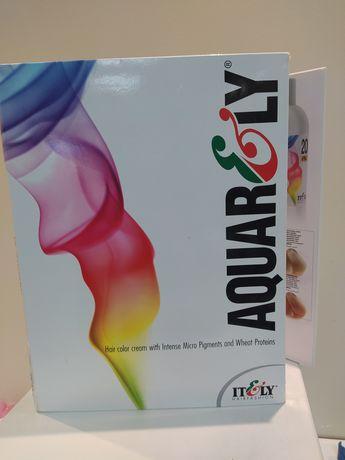 Farby Aquarely plus paleta plus gratisy!